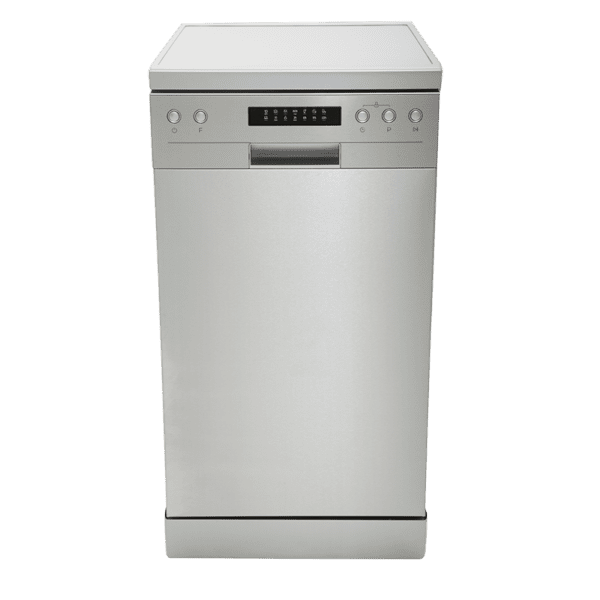Euromaid GDW45S 45cm Freestanding Dishwasher-front view
